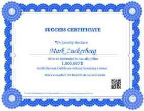 make your own certificate free printa go search