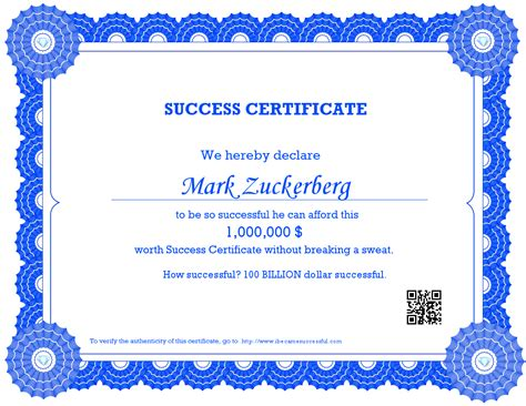 create your own certificate template make your own certificate free printa go search