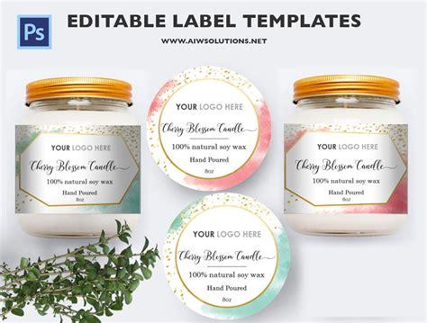 Label Template Id19 Label Templates Jar Labels And Jam Label Donation Jar Label Template