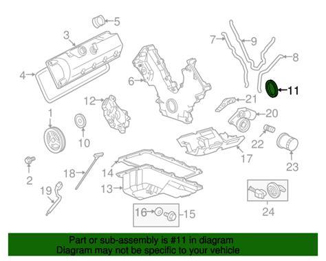 Ford Genuine Parts Seal Crankshaft Belakang Ford Escape 30 Aj0311312 f4az 6701 a rear seal oem ford parts ford parts
