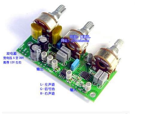 Tone Kontrol Stereo Bifet Jrc4558 Midrange free shipping 5pcs imported audio specific op is jrc4558 tone circuit smd