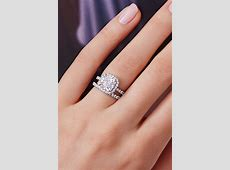30 Gorgeous Harry Winston Engagement Rings | Wedding ... 1 Carat Cushion Cut Halo Engagement Ring