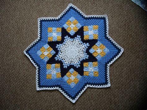 Patchwork Crochet Blanket - patchwork crochet blanket free pattern diy smartly