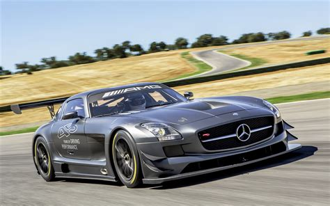 Mercedes Sls Amg Gt3 by Mercedes Sls Amg Gt3 45th Anniversary 2013 Widescreen