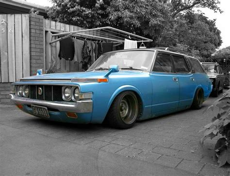 Toyota Hilux Tieferlegen by Wagonation For The Of Station Wagons Retro Rides