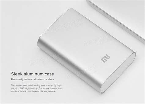 Power Bank Smart Xiaomi 9900mah original xiaomi 5 1v 2 1a 10000mah power bank for smartphone sale banggood sold out