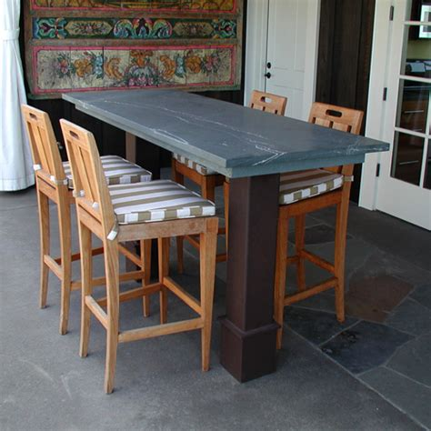 bar top materials custom bar with marble top todd mcmurray design