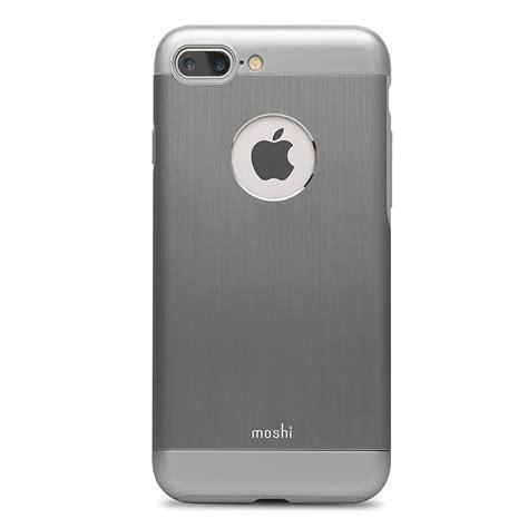 coque moshi iglaze armour gris iphone 7 plus mooveteck