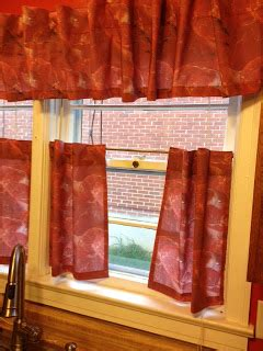 big meat curtains window treatments by melissa the ugly fabric challenge