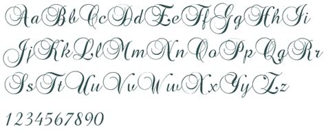 printable fonts generator 8 old fancy script fonts images fancy cursive tattoo