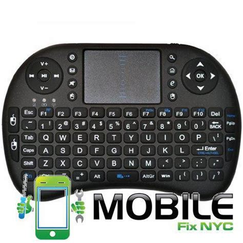 touchpad android 2 4g rf mini wireless keyboard mouse touchpad handheld android tv box htpc us ebay