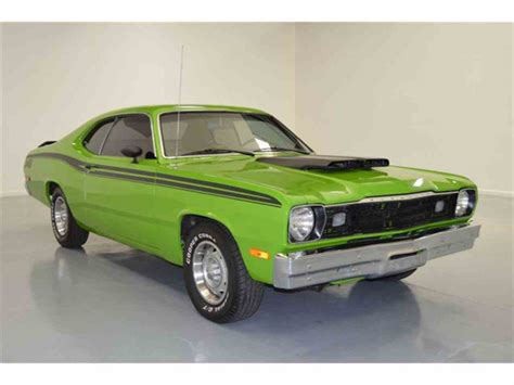1973 plymouth duster 340 for sale 1973 plymouth duster 340 for sale classiccars cc