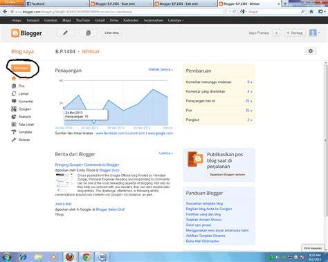 tutorial blogger lengkap tutorial nge blog lengkap