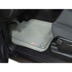 new nifty products floor mats front gray acura mdx 2010