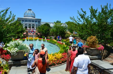 Lewis Ginter Botanical Gardens Hours Genworth Free Community Day Lewis Ginter Botanical Garden