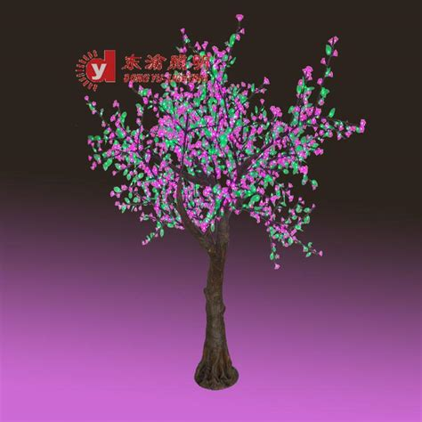 led cherry tree light dy fz004 dongyu lighting china