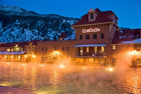 comfort dental glenwood springs how glenwood hot springs will heal your body soul