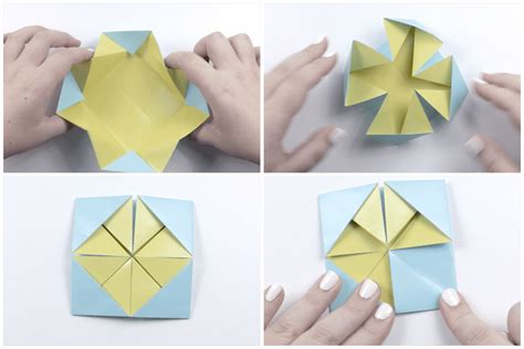 origami quilt tutorial how to create wall art with origami quilts