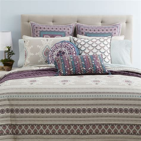 sky bedding sky tribal paisley collection bloomingdale s