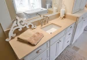 limestone bathroom countertop flickr photo