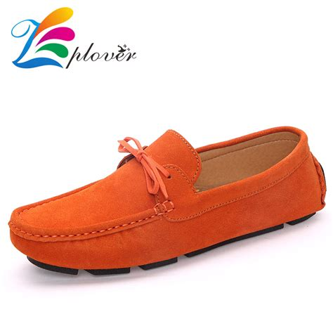 mens loafers fashion zplover brand 7 colors shoes 2016 new loafers