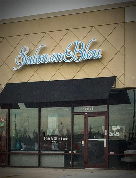 Salon En Bleu by Salon En Bleu Hair Salons Il Photos Yelp