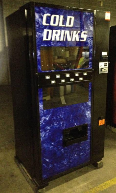 Pop Machine Refurbished Pop Machine Refurbished Dixie