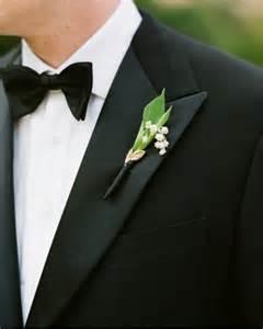 mens boutineer wedding boutonnieres martha stewart weddings