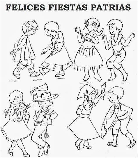 imagenes de fiestas judias para colorear fiestas patrias para ni 241 os per 250 dibujos para ni 241 os