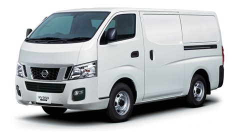 nissan nv350 nv350 panel or microbus nissan singapore