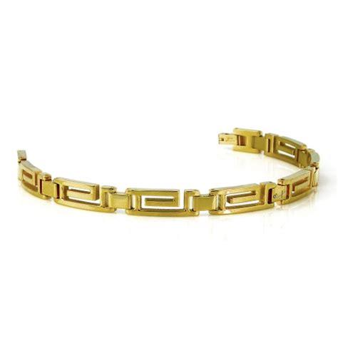 Shuzi Gold Maze EMF Bracelet