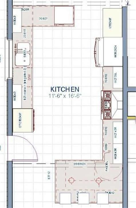l kitchen layout double l kitchen layout kraftmaid ideas pinterest