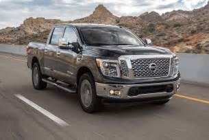 Nissan Titan Nissan Titan 2017 Truck Of The Year Contender Motor Trend