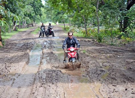 a motorbike journey without destination the myanmar times