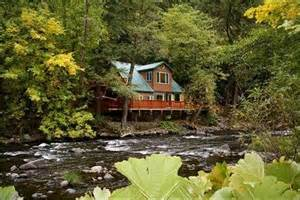 Rent A California Sacred Springs Vacation Rental Cabin Near Mount Shasta