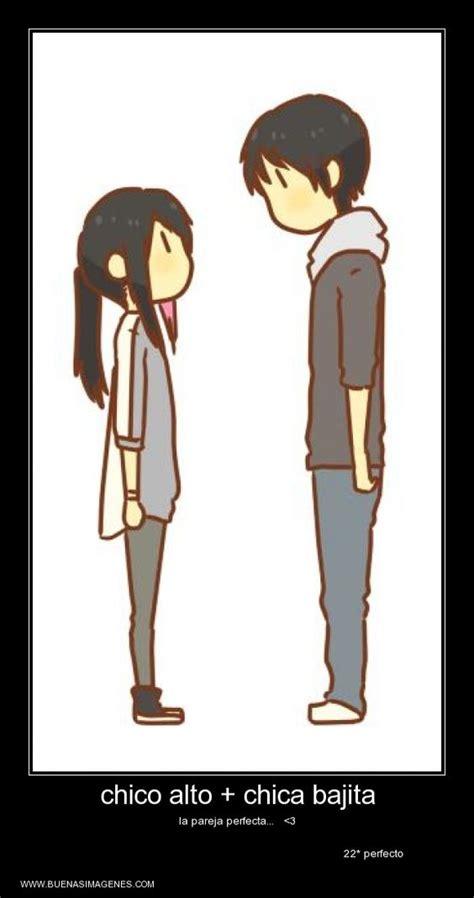 imagenes para mi novia bajita chico alto chica bajita abr 225 zame pinterest