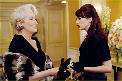 The Devil Wears Prada 2006 Film The Devil Wears Prada Stills Photo 327431 Anne Hathaway Videos Pictures Just Jared