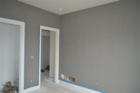 dovetail sw7018 paint colors on behr gray and painted