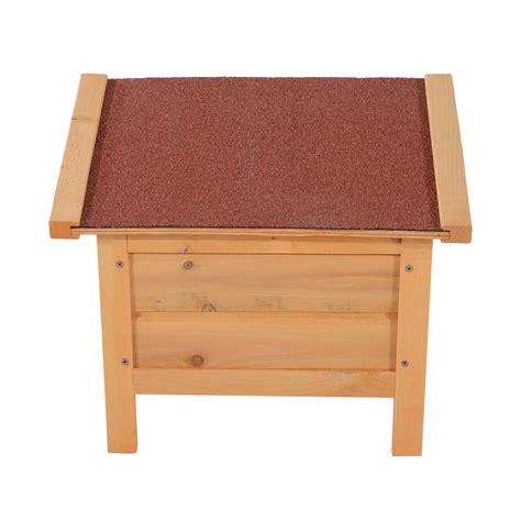 box legno giardino giardino box portalegna legno fsc pino trattato prezzi