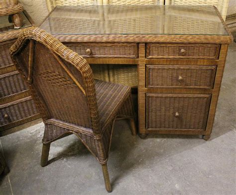 Home Office Desk And Chair Set Rattan Desk And Chair Set Modern House Design Home Office Rattan Desk Designs