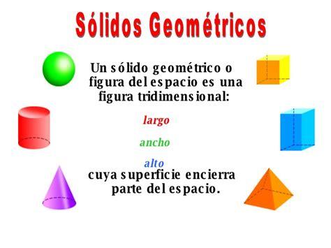 figuras geometricas del espacio figuras del espacio