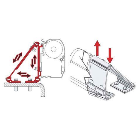 fiamma f45 awning mounting brackets caravansplus 98655 011 fiamma f45 awning mounting
