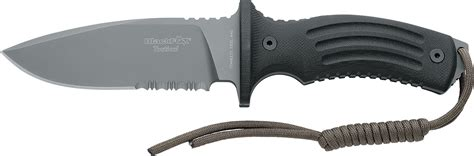 black fox knives fox 174 knives tora tactical knife black