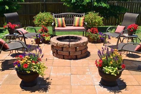 Patio Arrangements Kristen S Creations Patio Flowers Vacations And A
