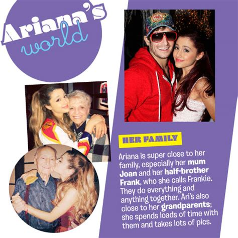 ariana grande family biography all about ariana grande