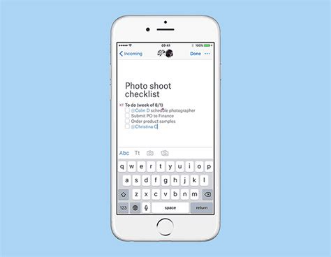 How To Make A Paper Iphone That Works - dropbox paper enters beta iphone and app now