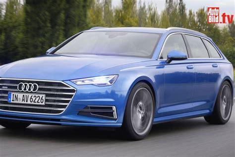 Audi A6 Avant Gebrauchtwagen Test by Audi A6 Avant 2018 Autobild De