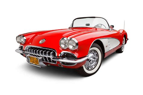 vintage corvette the father of vintage autos chevrolet corvette 1959