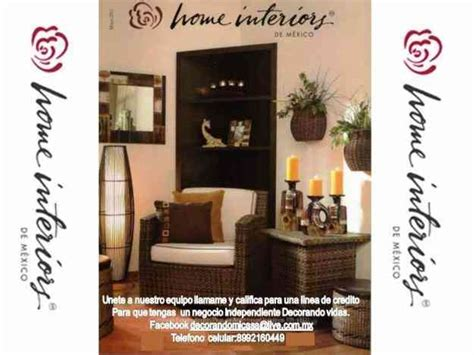 home interiors catalogo trabaja vendiendo articulos de decoracion home interiors