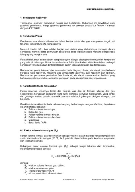 skripsi akuntansi minyak dan gas bumi buku pintar migas indonesia reservoir minyak dan gas bumi